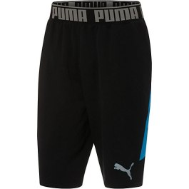 Puma mixed state shorts as seen on Rihanna